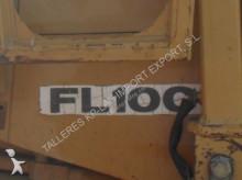 piese de schimb utilaje lucrări publice Fiat Cabine pour excavateur FL10C (PIEZAS / DESGUACE) pour pièces de rechange