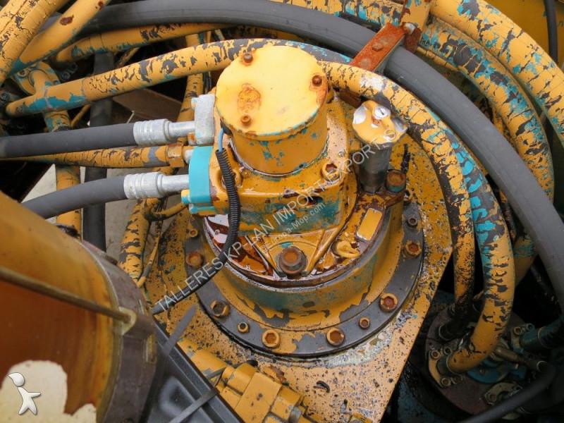 Bekijk foto's Losse onderdelen bouwmachines Liebherr Moteur R942 LITRONIC (REDUCTOR DE GIRO) pour autre matériel TP