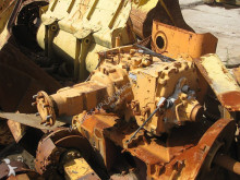 recambios maquinaria OP Case Pont 580SLK pour excavateur