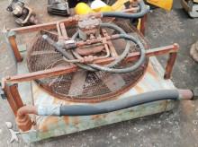 Nc equipment spare parts Radiateur de refroidissement ENFRIADORES DE ACEITE POR AIRE pour excavateur neuf