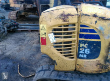 Komatsu PC26MR-3 used door