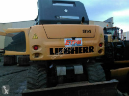 Liebherr A914 used counterweight