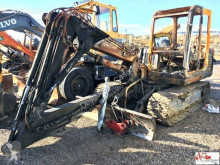 Takeuchi TB175 equipment spare parts used