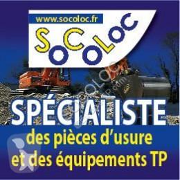 Резервни части за строителна техника socoloc-specialiste export tp