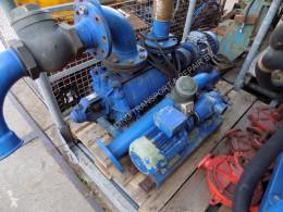 Hydrauliek pomp vuilwater pomp