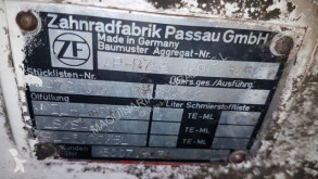 Liebherr Essieu APB755 pour excavateur A902LI