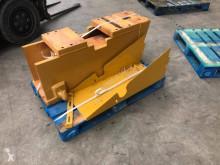 pièces détachées TP Caterpillar 140H / 140K PUSH BLOCK