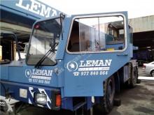 Liebherr Porte pour grue mobile GRUA AUTOPROPULSADA LTM 1025