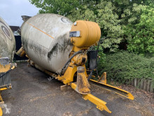 Nc 6x CONCRETE MIXER / MALAXEUR / HORMIGONERA / BETONMISCHER cisterna di mescolanza usata