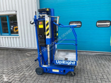 UpRight UL25, Eenpersoons hoogwerker, 9,5 meter trailermontered lift brugt
