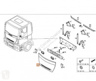 Iveco Calandre pour camion EuroCargo (03.2008->) FG 110 W Allrad 4x4 [5,9 Ltr. - 160 kW Diesel] used cab / Bodywork