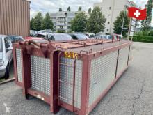 تجهيزات الآليات الثقيلة هيكل العربة صهريج thermosilo hakengerät
