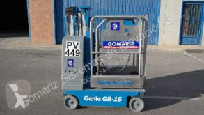 Genie GR 15 equipment spare parts used