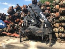 Equipamientos grúa auxiliar Hiab TYPE 350-5 AUTOLAADKRAAN