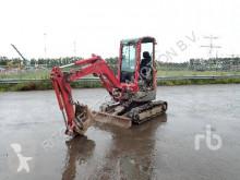 Yanmar VIO25-4 equipment spare parts
