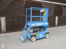 Nacelle automotrice télescopique occasion nc Selbstfahr-Senkrecht-Teleskop- Lifttechnik PB David 75
