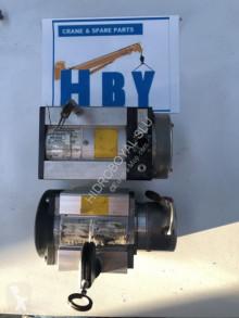 Liebherr Capteur TELEMATIC pour grue mobile capteur occasion