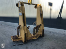 USED 140G FRONT SCARIFIER WITH QR escarificador usado