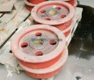 İş makinesi yedek parçaları Poulie de tension MHS pour excavateur O&K MHS
