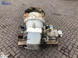 Stetter hydraulic Beton / Concrete mixer front equipment spare parts used