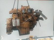 Recambios maquinaria OP Liebherr Motor puezas liebherr 924 litronic motor usado