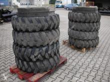 Roue / pneu Liebherr Kompletträder für Mobilbagger Reifen Mitas 10.00-20 mit Felgen