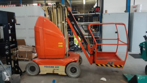 JLG Toucan 10E equipment spare parts used