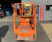 JLG Toucan 8 EXL equipment spare parts used