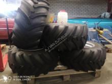 Pneus Mitas komplete set wielen 15/55/17 weidemann schaffer Giant