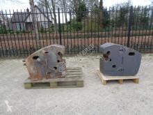 Losse onderdelen bouwmachines koop new holland frontgewicht