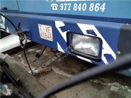 Bară de protecţie Liebherr Pare-chocs Paragolpes Del GRUA AUTOPROPULSADA LTM 1025 pour grue mobile GRUA AUTOPROPULSADA LTM 1025