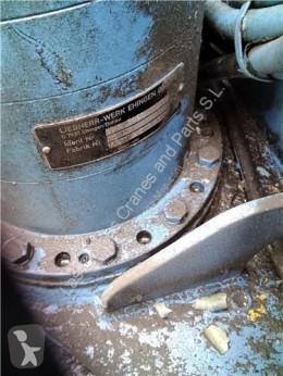 Recambios maquinaria OP transmisión reductor Liebherr Réducteur Reductor De Giro GRUA AUTOPROPULSADA LTM 1025 pour grue mobile GRUA AUTOPROPULSADA LTM 1025