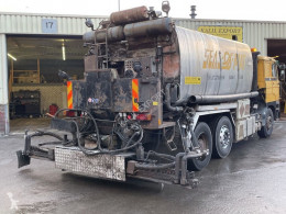 Sprayer road construction equipment Bitumen Sprayer 12.000L Good Working Condition B