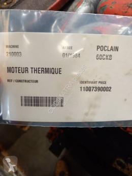 Poclain 60CKB motor second-hand