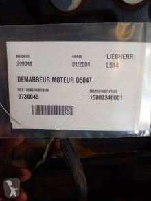 Démarreur Liebherr L514