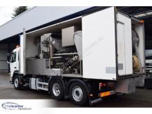 Maquinaria vial camión limpia fosas Ecovee DMU-4612, DEWATERING