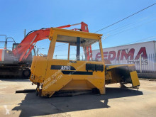 Volvo A25C used cabin