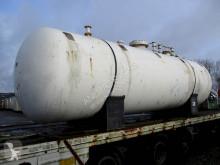 تجهيزات الآليات الثقيلة هيكل العربة صهريج GASTANK 25000 LITER