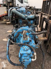 Recambios maquinaria OP Liebherr motor usado