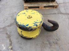 Vybavenie stavebného stroja Liebherr HIJSOOG príslušenstvo k žeriavu hák ojazdený