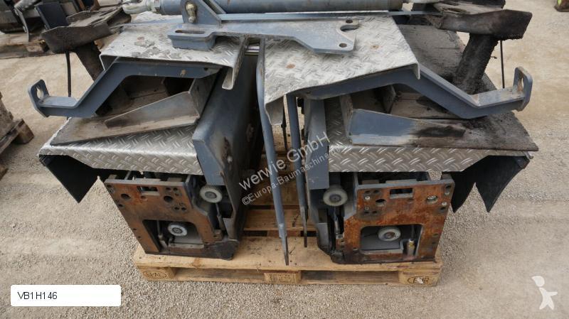 View images Vögele Pièces détachées 0,75-2TV Verbreiterungen Extensions Rallonges pour finisseur VÖGELE AB500 AB600 equipment spare parts
