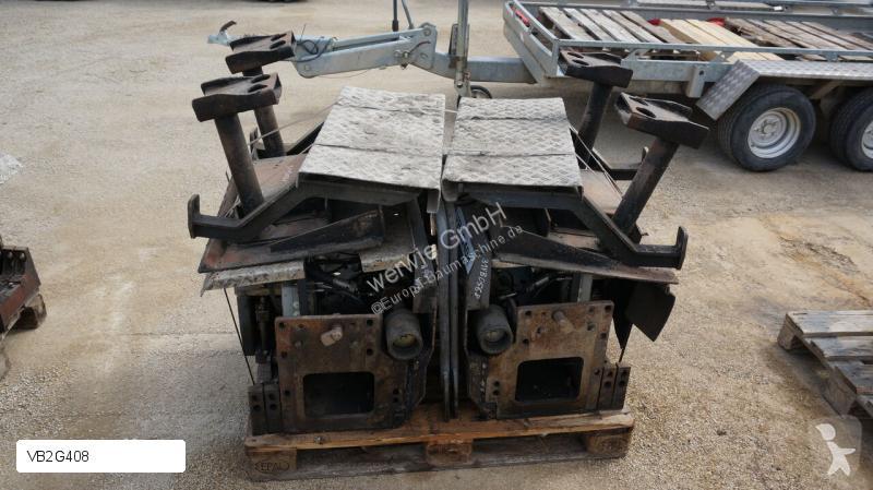View images Vögele Autres éléments fonctionnels Verbreiterungen Extensions Rallonges VÖGELE 0,75-2TP2 AB500 AB600 pour finisseur equipment spare parts