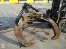 Vybavenie stavebného stroja drapák SBL