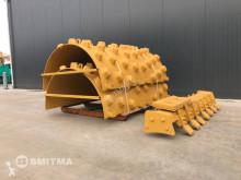 Equipamento obras rodoviárias Caterpillar CS563E / CS56
