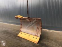 Peças máquinas de construção civil Caterpillar EXTENSION CENTRAL BLADE 12H / 140H LEFT usado