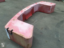 Equipamientos maquinaria OP 35 counterweight 2,5 t equipamiento grúa contrapeso usado