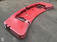 Equipamentos de obras 35 counterweight 1,3 t equipamento grua contrapeso usado