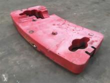 Vybavenie stavebného stroja príslušenstvo k žeriavu protizávažie 35 counterweight 1,1 t