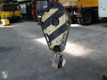 Equipamientos maquinaria OP 13mm 1 sheave 9t equipamiento grúa enganche usado