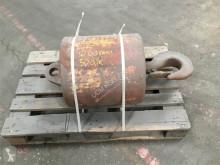 Equipamentos de obras 600kg 15t equipamento grua gancho usado